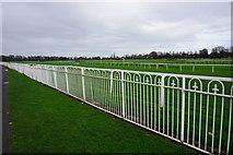 SO8455 : Worcester Racecourse by Bill Boaden