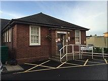 SJ9223 : St George's Hospital, Stafford: Haywood Lodge by Jonathan Hutchins