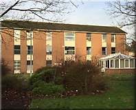 SJ9223 : St George's Hospital, Stafford by Jonathan Hutchins