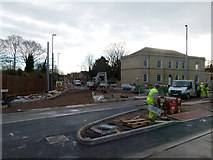 SK5236 : Chilwell Road at Devonshire Avenue by Alan Murray-Rust