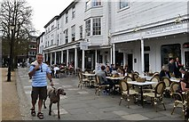 TQ5838 : Tunbridge Wells: The Pantiles 5 by Michael Garlick