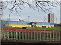 TQ3681 : Mile End Leisure Centre by Stephen Craven