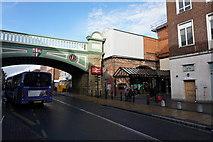 SO8455 : Worcester Foregate Street Station by Bill Boaden