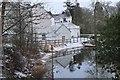 NT2347 : Barony Castle Hotel by Jim Barton