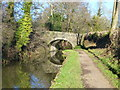 """SO3003 : """"Bridge 63"""" on the Monmouthshire and Brecon Canal by Ruth Sharville"""