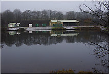 SD4964 : Halton Training Camp by Ian Taylor