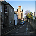 TL4557 : St Eligius Street by John Sutton