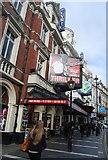 TQ2980 : The Lyric Theatre by N Chadwick