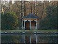 SU9771 : Gazebo, Windsor Great Park by Alan Hunt