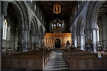 SM7525 : St David's Cathedral, Pembrokeshire by Ian S