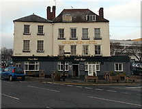 SO8454 : Vue Bar and Hotel, Worcester by Jaggery