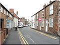 TA2270 : High Street, Flamborough by Stephen Armstrong