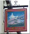 SE3500 : Sign for the Star, Hoyland Common by JThomas