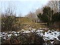 SD4880 : Tank on Haverbrack Hill by David Brown