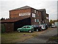 TF6733 : Old mill building at Snettisham by John Lucas