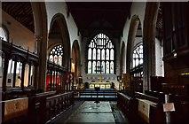 TQ9220 : Rye:  The Parish Church of St Mary by Michael Garlick
