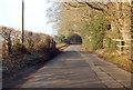 TQ4942 : Lane from Chiddingstone Hoath by Julian P Guffogg