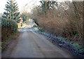 TQ4943 : Lane to Hoath Corner by Julian P Guffogg