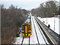 NC5803 : Class 158 DMU departing from Lairg by William Starkey