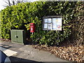 TM1141 : Rookwood London Road Postbox by Adrian Cable
