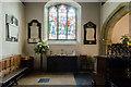 TQ4744 : The Bullen Chapel, St Peter's church, Hever by Julian P Guffogg