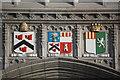 NJ9406 : Marischal College heraldry III by Bill Harrison