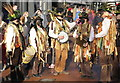 SJ6552 : Morris Dancers in Nantwich by Jeff Buck