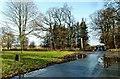 NY4157 : Towards Rickerby by Mary and Angus Hogg