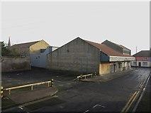 NT9953 : Former Kwik Save, Hatters Lane, Berwick-upon-Tweed by Graham Robson