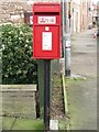 NT9953 : Post box, Low Greens, Berwick-upon-Tweed by Graham Robson