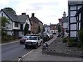 SO2296 : Arthur Street, Montgomery by Phil Champion