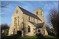 SK5580 : Church of St Luke, Shireoaks by Alan Murray-Rust