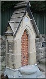 SJ3454 : Gresford village fountain by Geoff Evans