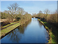 TQ0585 : Grand Union Canal by Alan Hunt