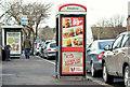 J4874 : Telephone box, Newtownards (January 2015) by Albert Bridge