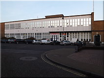 TM3863 : Royal Mail Sorting Office & Christies Care by Adrian Cable