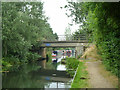 TQ0179 : Bridge 7, Slough Arm, Grand Union Canal by Robin Webster