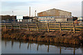 SK5779 : Nottinghamshire Recycling, Worksop by Alan Murray-Rust
