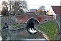 SK5979 : Bracebridge Lock and bridge 44 by Alan Murray-Rust