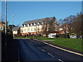 SX9474 : New residential development, east end of New Road, Teignmouth by Robin Stott