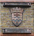 TQ3182 : London County Council (LCC) plaque, Rosebery Avenue by Julian Osley