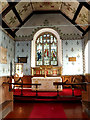 TM4160 : Altar of St.Mary the Virgin Church, Friston by Adrian Cable