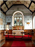 TM4160 : Altar of St.Mary the Virgin Church, Friston by Geographer