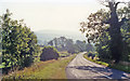 SE0788 : Wensleydale: A684 west of Alma Farm and towards Aysgarth, 1991 by Ben Brooksbank