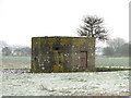TG5009 : WW1 hexagonal pillbox by Adrian S Pye
