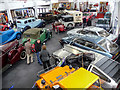 SD3585 : Lakeland Motor Museum, Cumbria by Christine Matthews