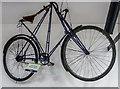 SD3585 : 1888 Dursley Pederson Bicycle, Lakeland Motor Museum, Cumbria by Christine Matthews