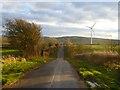 NY2443 : A road, Boltons by Andrew Smith
