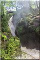 NY3920 : Aira Force Waterfall, Cumbria by Christine Matthews