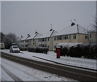SK3442 : Houses on Derby Road, Duffield by Ian S